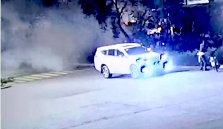 Polisi Sebut Ledakan di Parkir Timur Suara Petasan