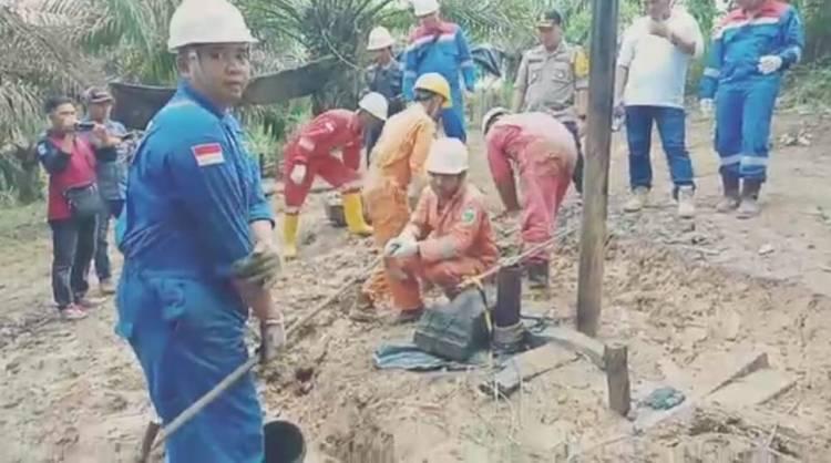 Pertamina EP Minta Polisi Tindak Investor Hingga Penampung Illegal Drilling
