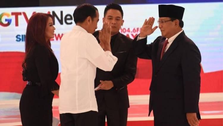 DEBAT KEDUA: Ekonom Internasional Sebut Jokowi Lebih Menguasai Masalah Ketimbang Prabowo