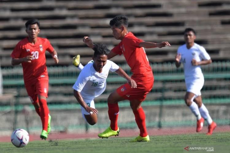 Indonesia 1-1, Pelatih Myanmar:  Saya Yakin Indonesia Sedikit Arogan Karena Pernah Menang 7-1