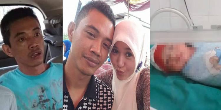 Suami Tega Bunuh Ibu Hamil Hingga Luka Robek di Perut