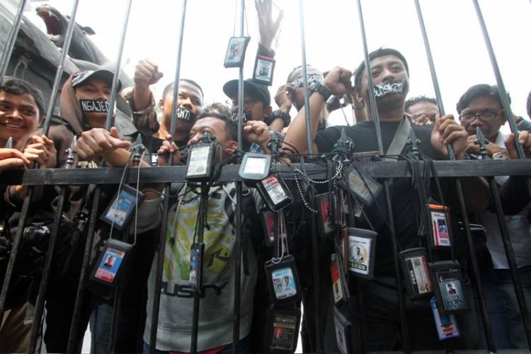 Dewan Pers Minta Polisi Proses Usut Pelaku Kekerasan Pada Jurnalis