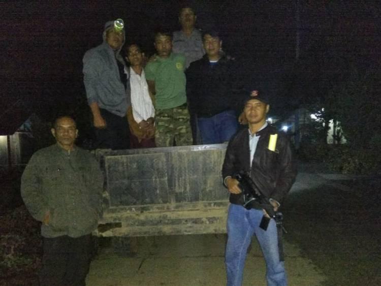 Pencuri Kayu Manis di Jangkat Timur Merangin Dibekuk Polisi