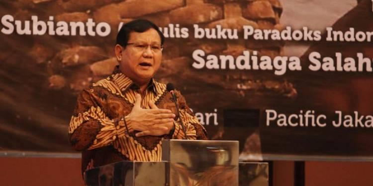 Ribuan Purnawirawan TNI Polri Deklarasikan Dukung Prabowo, Bibit: Setia Terhadap Korps