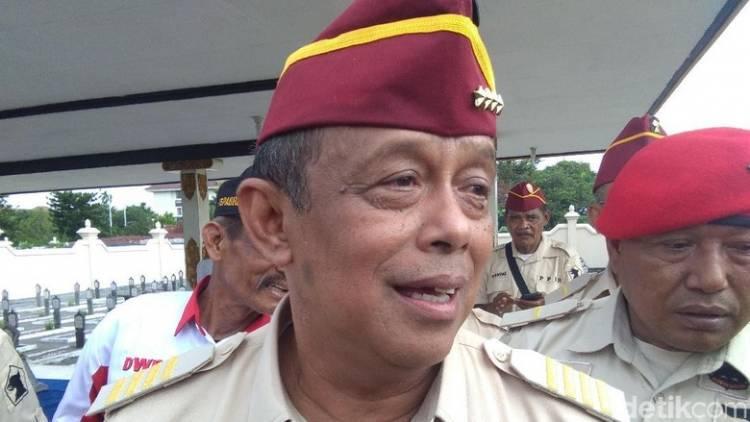 Pimpin Ziarah Makam Soedirman, Jenderal Purn Djoko Santoso Bicara Persatuan Agar Asing Tak Tertawa