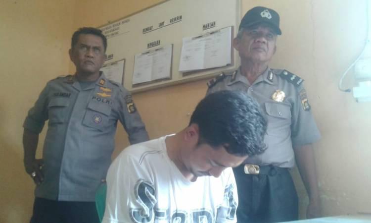 Maling Aki Tower di Pemayung Karyawan Telkomsel Diciduk Polisi