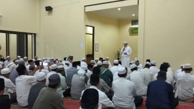 Usai Diresmikan, Bupati Cek Endra Shubling di Mesjid Al-Umaro