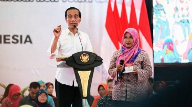 Jokowi: Tak Kasih Sepeda Nggak Boleh Bawaslu, Ini Ganti Foto