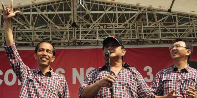 Di Lumbung Suara Prabowo, Jokowi Sebut Suara Pemilihnya Makin Kuat di Jabar
