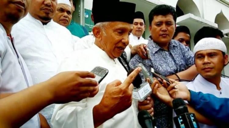 Soal Amien Rais Sebut Prabowo Mundur Jika KPU Tak Bersih, Ini Kata Fadli Zon