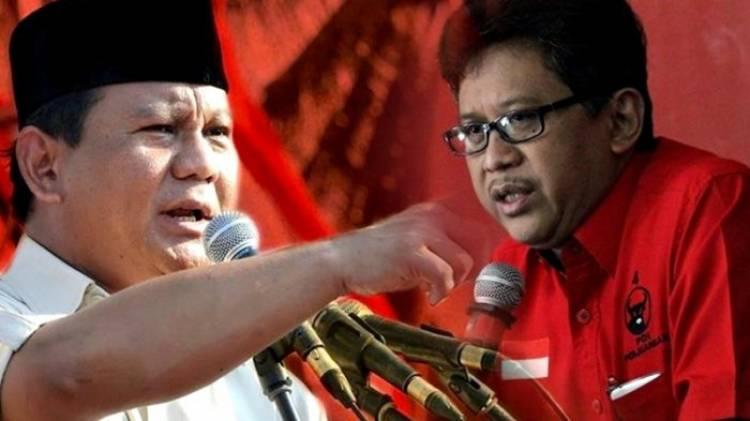 Hasto Sebut Cinta Laura Lebih Hebat Bahasa Inggrisnya daripada Prabowo