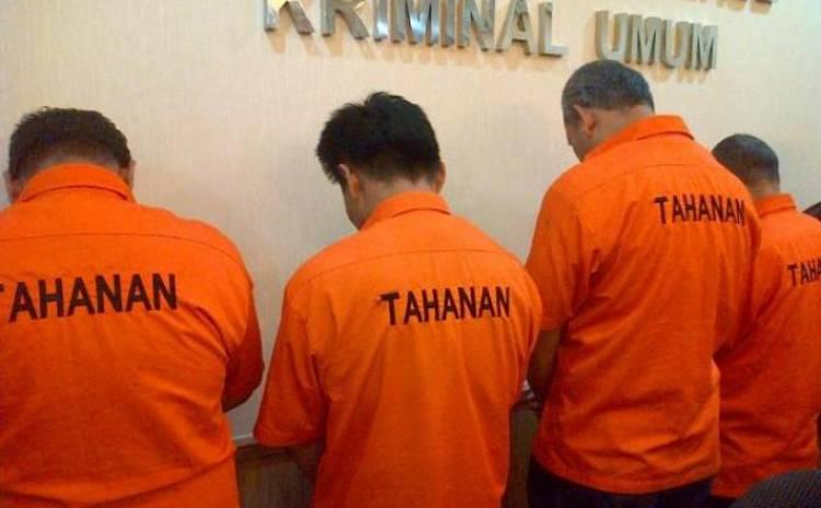 Ternyata 11 Tersangka Penculikan Dua Pengusaha Ini dari Pengacara Hingga IRT