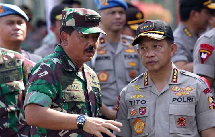 Panglima TNI Tegaskan Tindak Prajurit TNI Jika Kena Tiga Kasus Ini