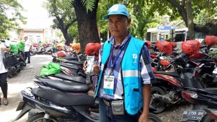 Setoran Naik, Jukir Makassar Protes Kebijakan Bos