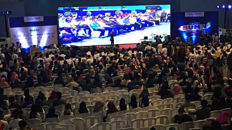 Menteri: 110 BUMN Buka 11 Ribu Lowongan Kerja Bersama