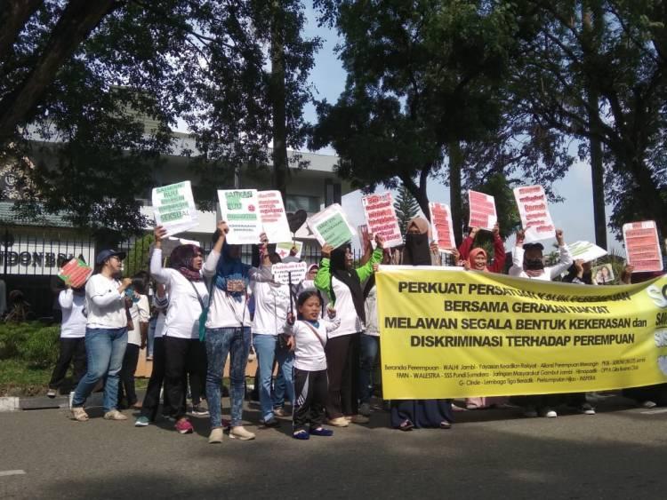 Beranda Perempuan Sebut Negara Membiarkan Pelanggaran HAM