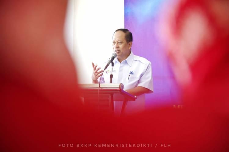 Menteri Nasir: Jangan Nyoblos Dua, Kalau Nyoblos Dua Batal, Nyoblos Satu Saja!