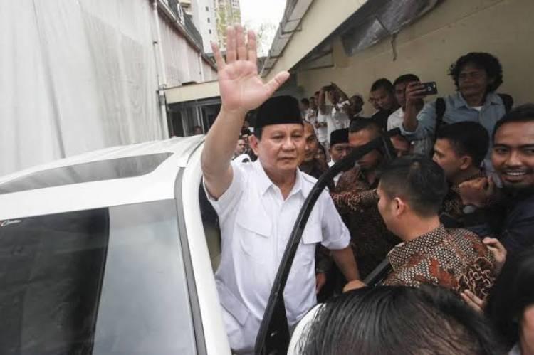 Gunakan Jet Pribadi, Ini Agenda Lengkap Prabowo di Jambi