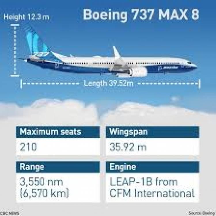 Trump Larang Semua Penerbangan Boeing 737 Max 8 dan 9