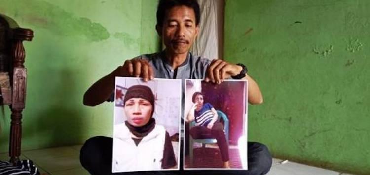 Tak Digaji, Keluarga Tahu TKW Turini Disiksa Majikan
