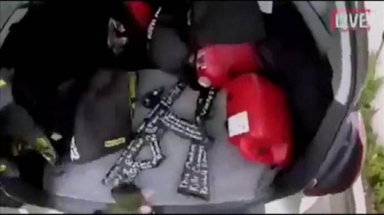 Biadab, Penembak Masjid Selandia Baru Siarkan Aksinya via Livestreaming