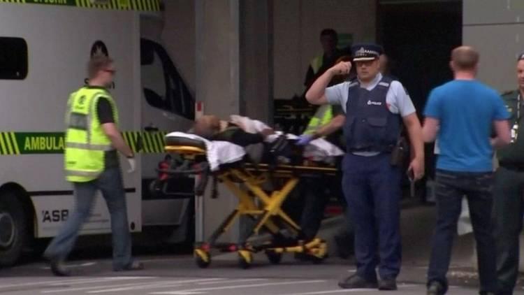 Penembakan Brutal di 2 Masjid Selandia Baru, 4 Orang Ditangkap
