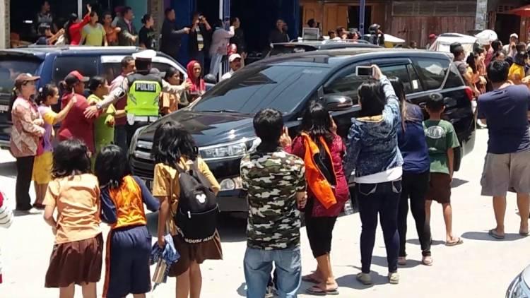 Di Dolok Sanggul,  Jokowi: Indonesia Kecam Aksi Kekerasan di Masjid Christchurch dan WNI Harus Waspada