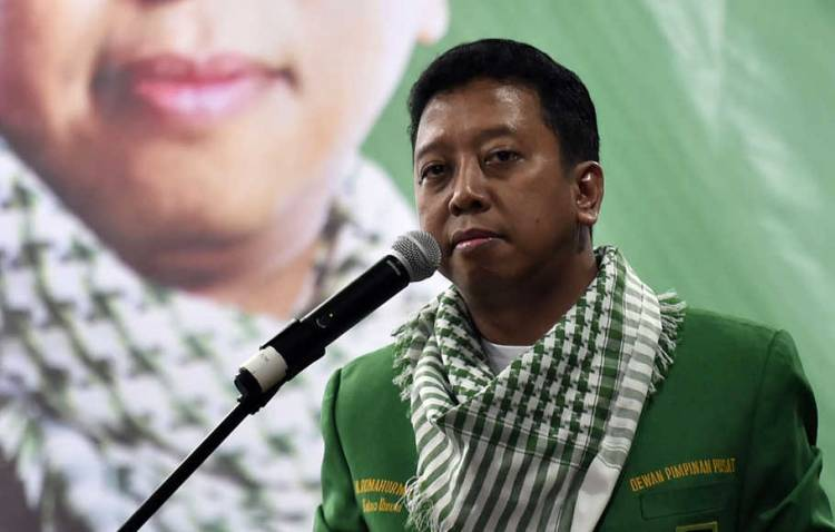 Aria Bima TKN: Kasus Rommy Tunjukkan Hukum Era Jokowi Tajam