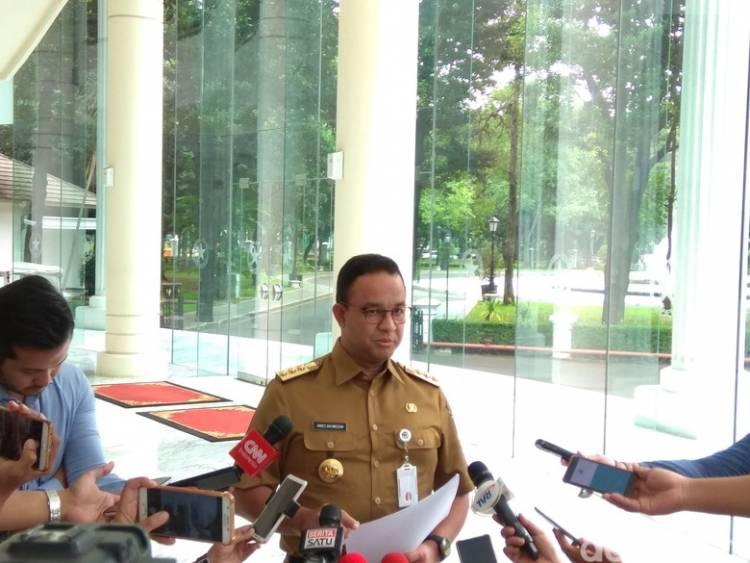Diserang Faizal Assegaf Gubernur Anies Enggan Komentar