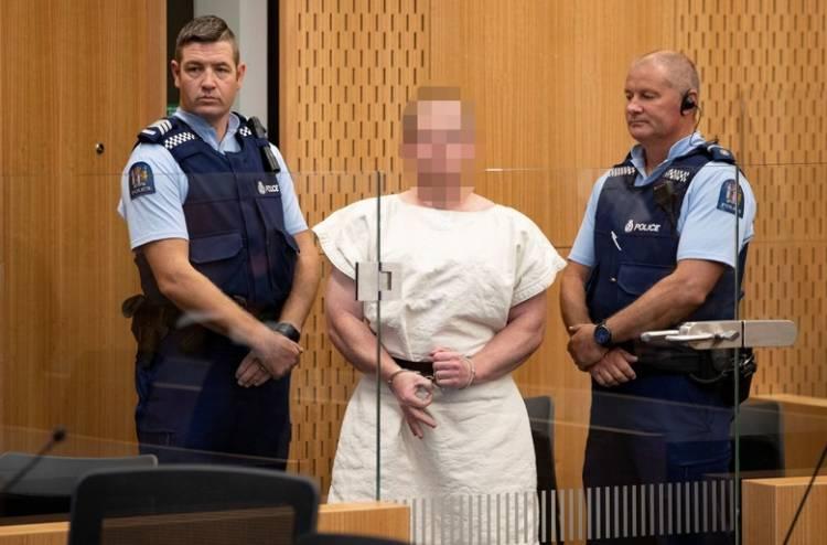 Brenton Tarrant Teroris Penembakan di Masjid Selandia Baru Langsung Diadili