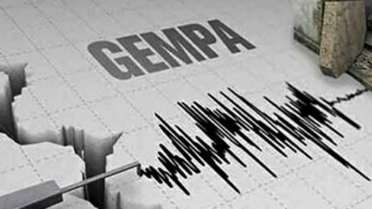 Gempa Kembali Guncang Lombok, Warga Kocar-kacir