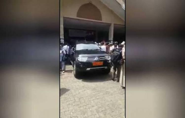 Viral Mobil Berplat TNI dalam Acara Prabowo-Sandi, Ini Kata Mabes TNI