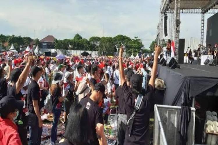 Deklarasi Alumni Jogja Satukan Indonesia, Jokowi Cerita Soal Jalan di Jogjakarta