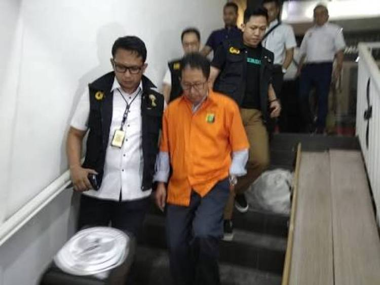 Nasib Joko Driyono Sang Mantan Plt Ketum PSSI Ditahan Usai Diperiksa 15 Jam