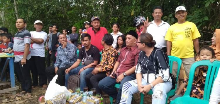 Disambut Antusias Masyarakat, Faatumbu Duha : Kita Perjuangkan Aspirasi Masyarakat
