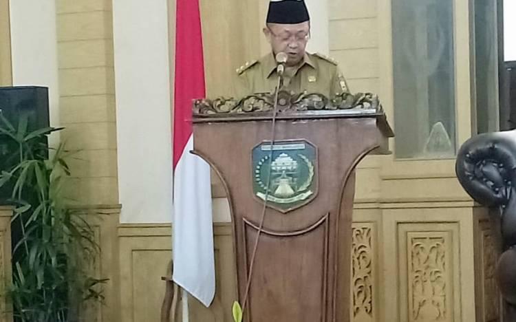 Pembukaan Musrenbang Kabupaten Sarolangun Berjalan Sukses