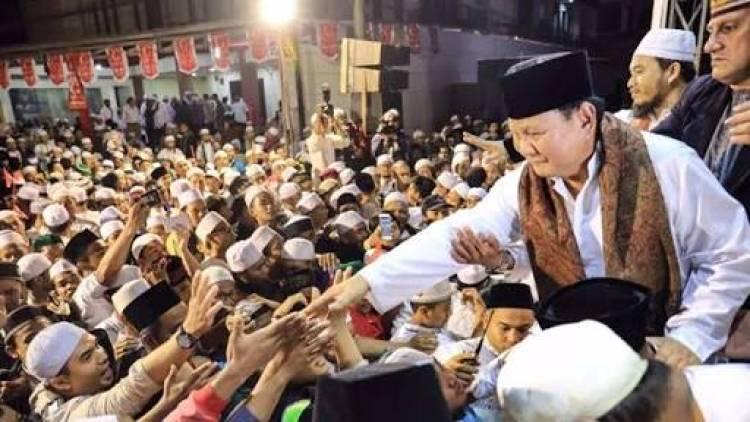 7 Bulan, Dana Kampanye Prabowo-Sandi Capai Rp 191,5 M