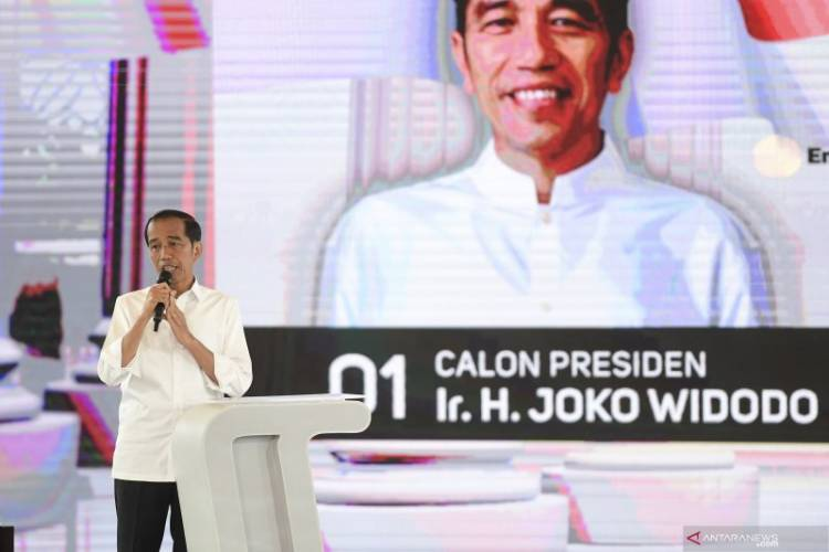Gelar Pasukan Terintegrasi, Jokowi: Kita Tidak Jawasentris