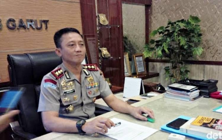 Dituduh Menangkan Jokowi, Ini Langkah Kapolres Garut