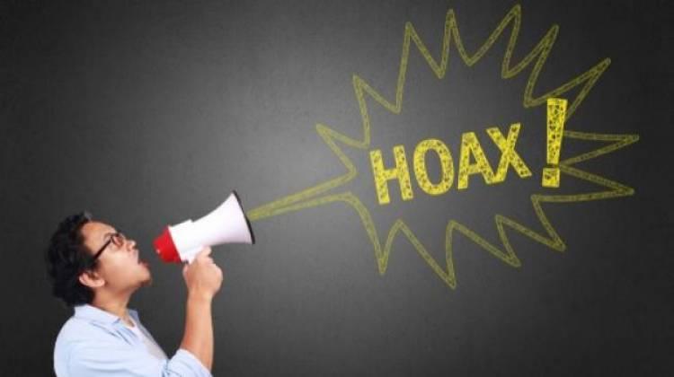 Menkominfo Sebut Ada 453 Hoax Jelang Pilpres