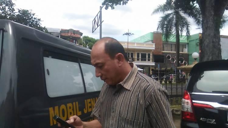 Kontraktor Edi Tebing 2.5 Jam Diperiksa KPK di Mapolda Jambi