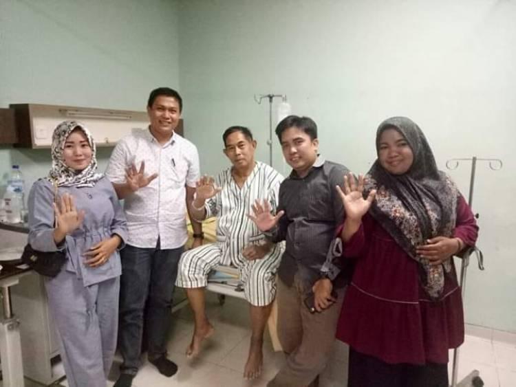 Ketua DPC Gerindra Bungo Tutup Usia