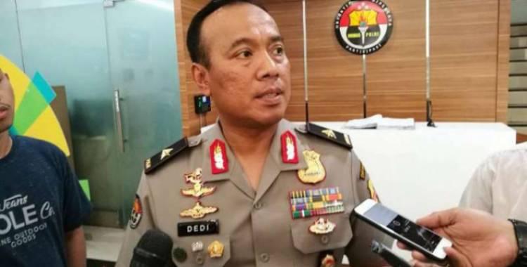 Densus 88 Deteksi Pimpinan JAD di Pulau Jawa