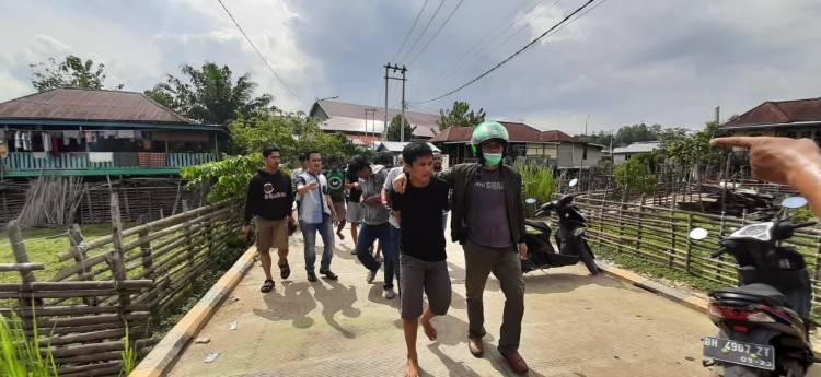 Gerebek Pulau Pandan, Ini yang Didapat BNNP Jambi