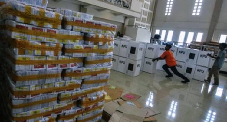 Ratusan Logistik Sumatera Utara