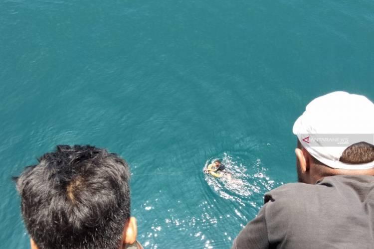 Heboh Seorang Penumpang KM Ciremai Lompat ke Laut