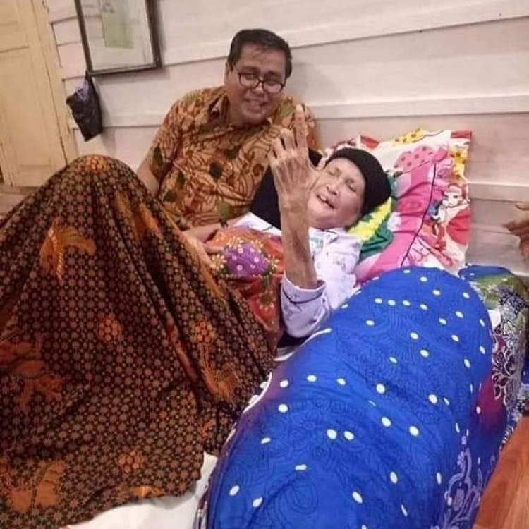 Innalillahi…Ibunda Mantan Gubernur Jambi Tutup Usia, Dimakamkan Senin
