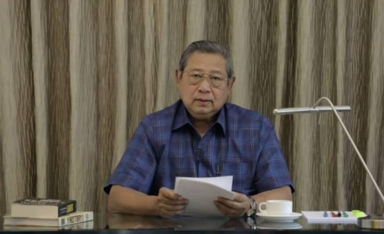 Tak Ada Masalah, Hinca: Pesan SBY Diterima Baik Prabowo-Sandi