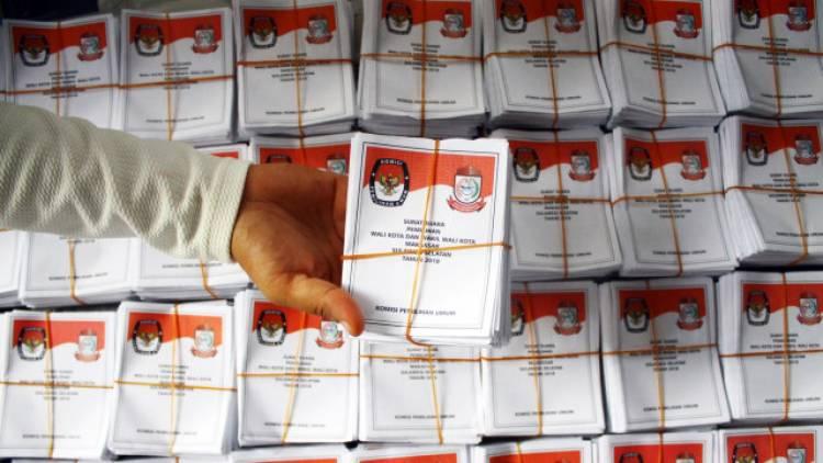 Sudah Dicoblos, Ribuan Pemilih Kembalikan Surat Suara Melalui Pos Singapura