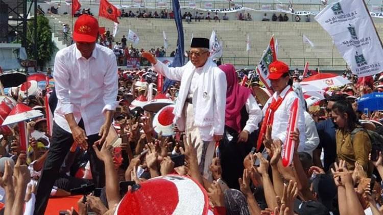 Jokowi: Jangan Sampai Ada yang Suka Marah-marah